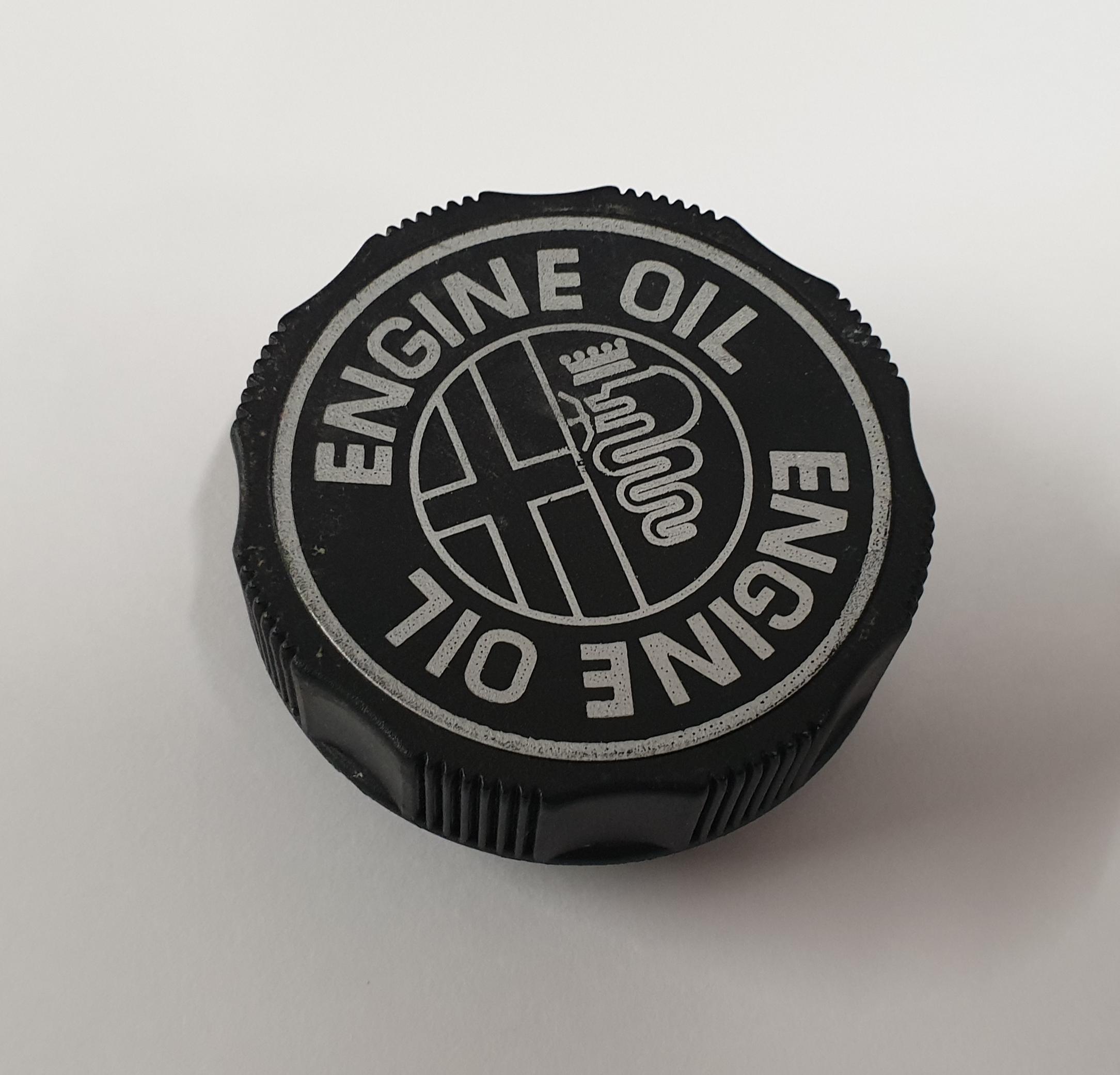 Alfa Romeo GTV/Spider Twinspark Oil Filler Cap